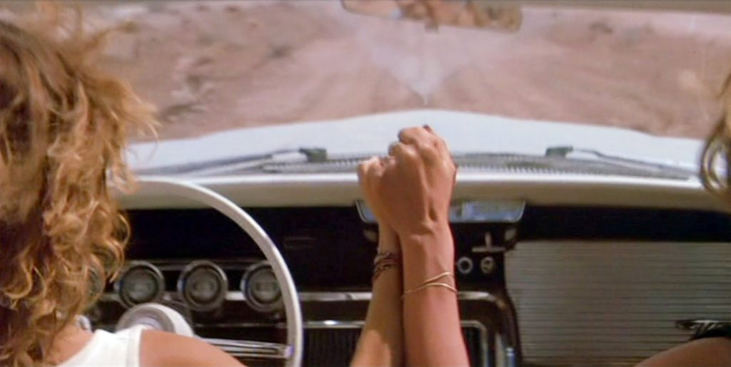 Thelma and Louise photo